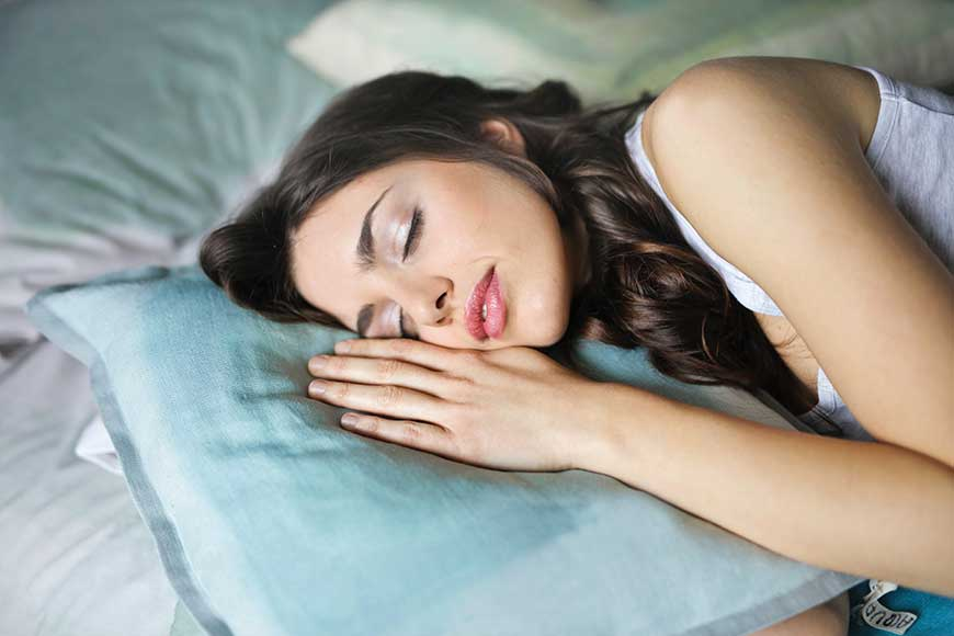 When to take CBD for sleep